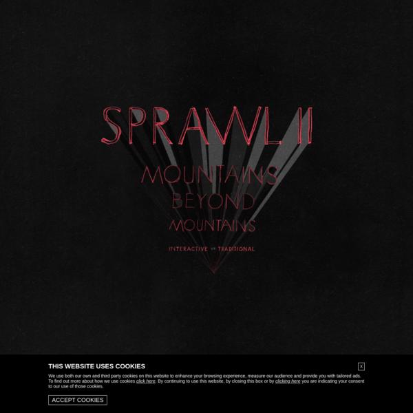 Arcade Fire Presents Sprawl2.com