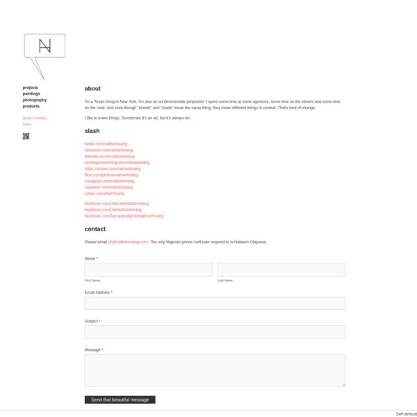 about / contact - nathanhoang