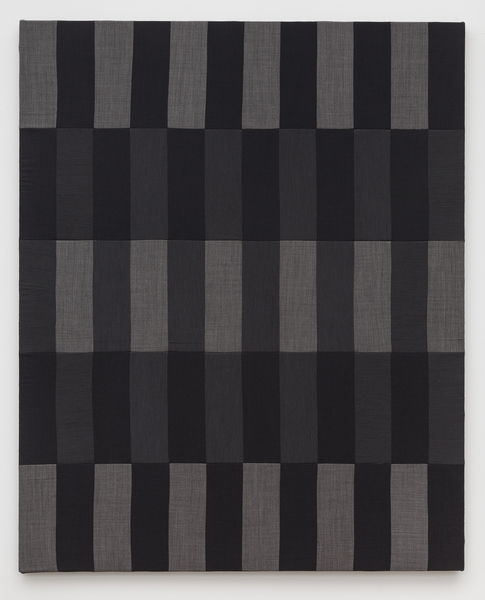 Glen Fogel, Man Quilt #2 (Andy), 2015