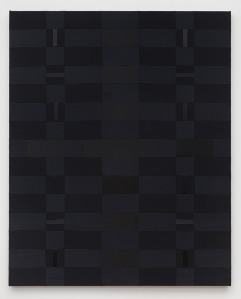 Glen Fogel, Man Quilt #3 (Papa Jimmy), 2015