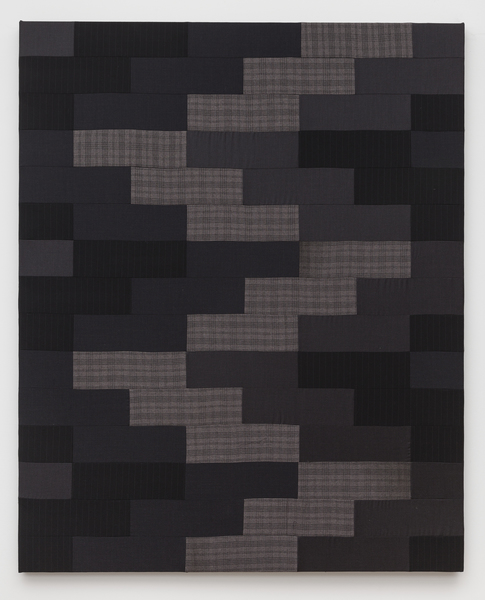2015.11 Glen Fogel: Why Don't I . . . Pretend To Be Your Dad, Man Quilt #7 (Brian), 2015