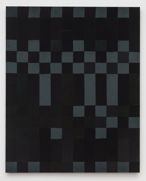 Glen Fogel, Man Quilt #8 (Ben), 2015