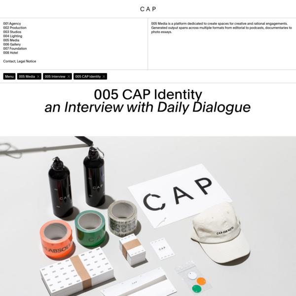 CAP Identity | CAP