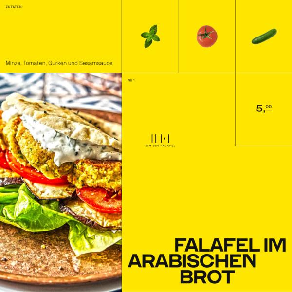 Sim Sim Falafel - Arabisch bestellen