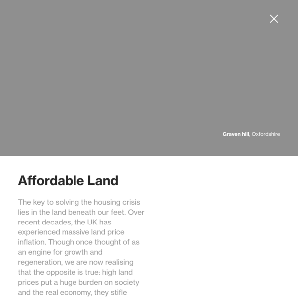 affordableland - Open Systems Lab