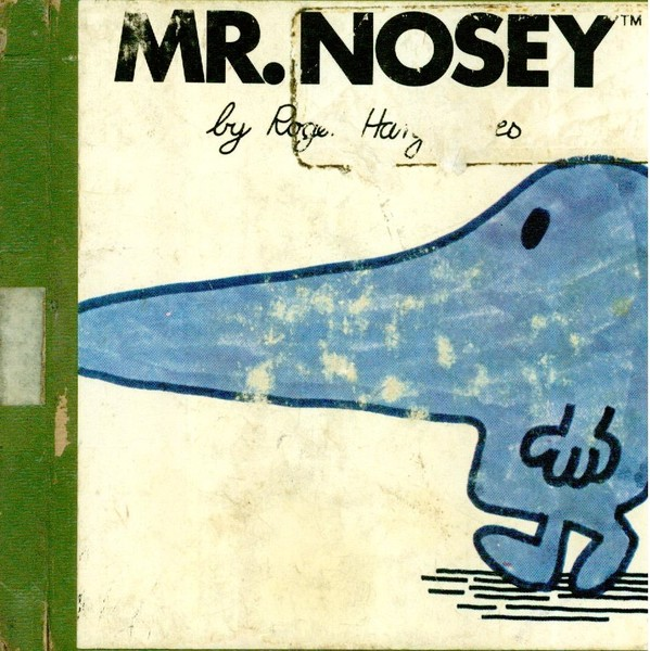 Mr. Nosey - Roger Hargreaves