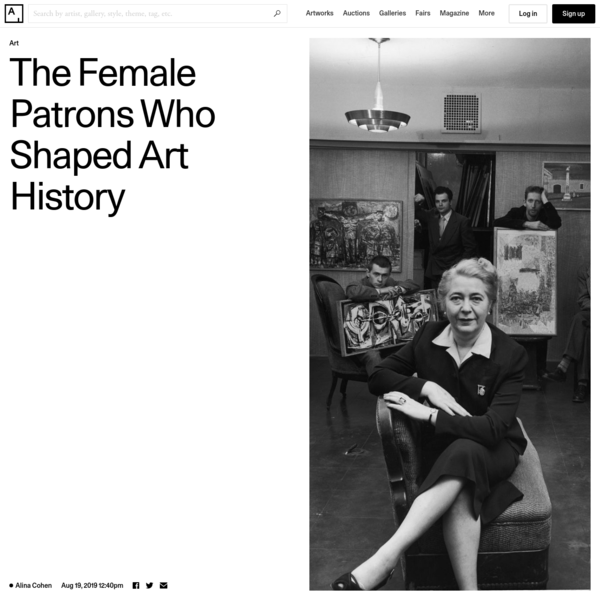 The Powerful Women Whose Patronage Shaped Art History