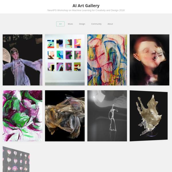 AI Art Gallery