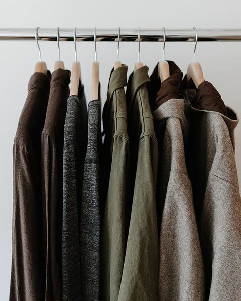 Dark earth tones will be in heavy deployment this fall. Shop new arrivals online and in store now.
