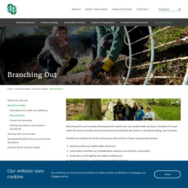 Scottish Forestry