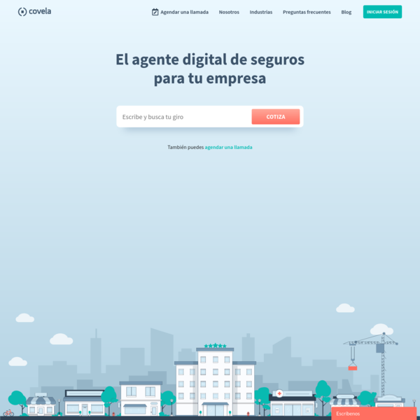 Covela: el agente digital de seguros para empresas