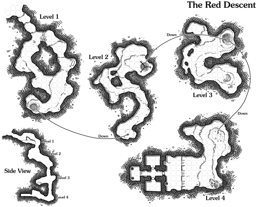The Red Descent