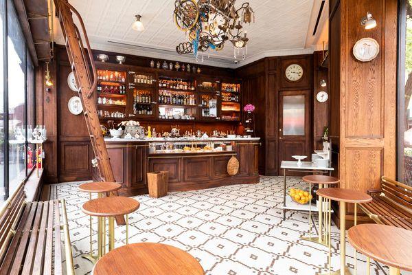 Bar Pisellino, West Village, NYC
