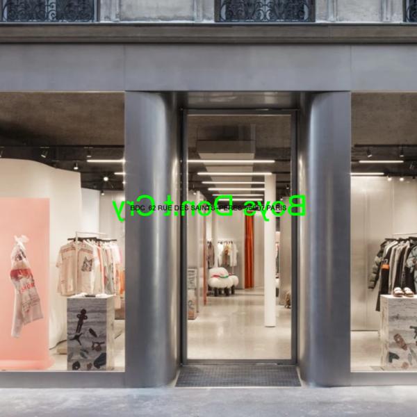 BDC | Boys Don't Cry | Parisian men's concept store