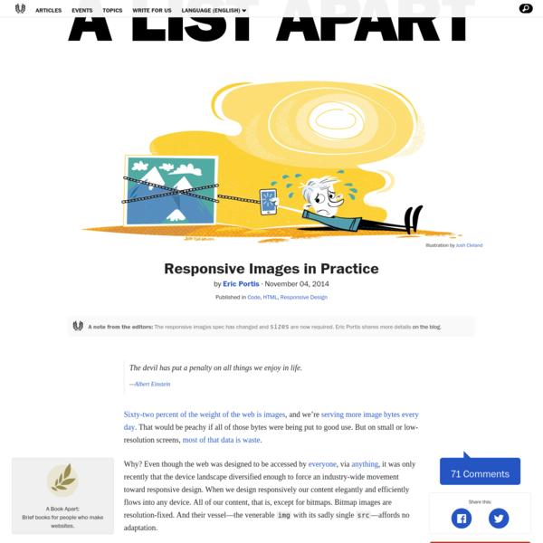 Responsive Images in Practice