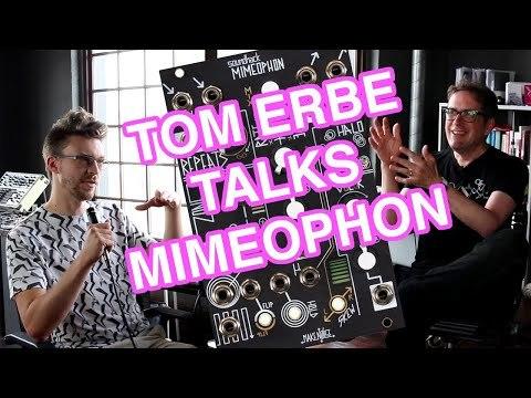 Mimeophon Development: a conversation with Tom Erbe and Walker Farrell