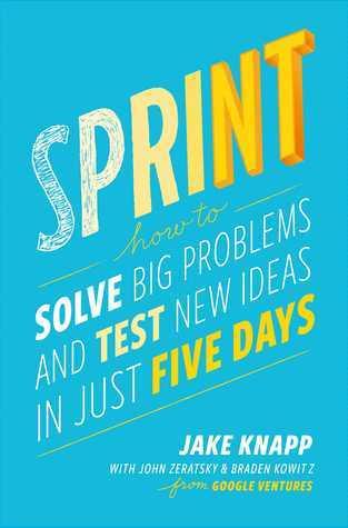 Google Sprint Book