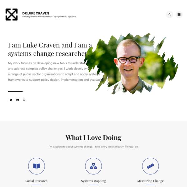Dr Luke Craven