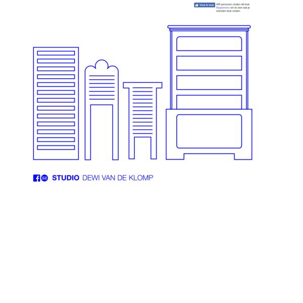 Studio Dewi van de Klomp - Soft Cabinets