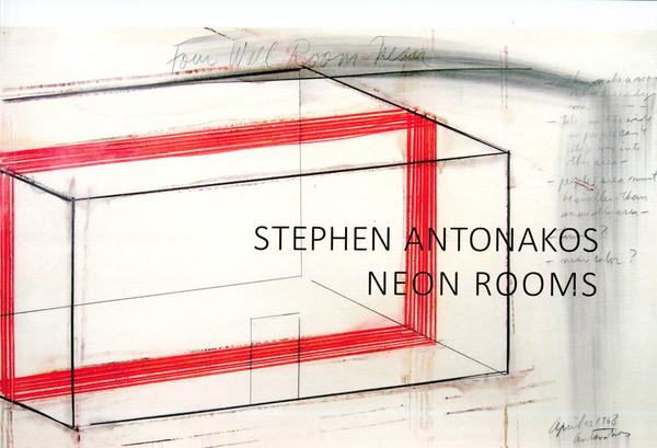 Neon Rooms - Stephen Antonakos