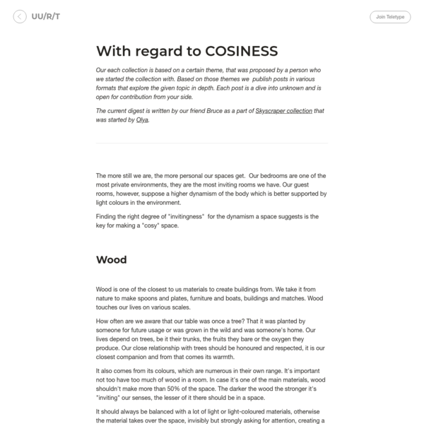 with regard to COSINESS