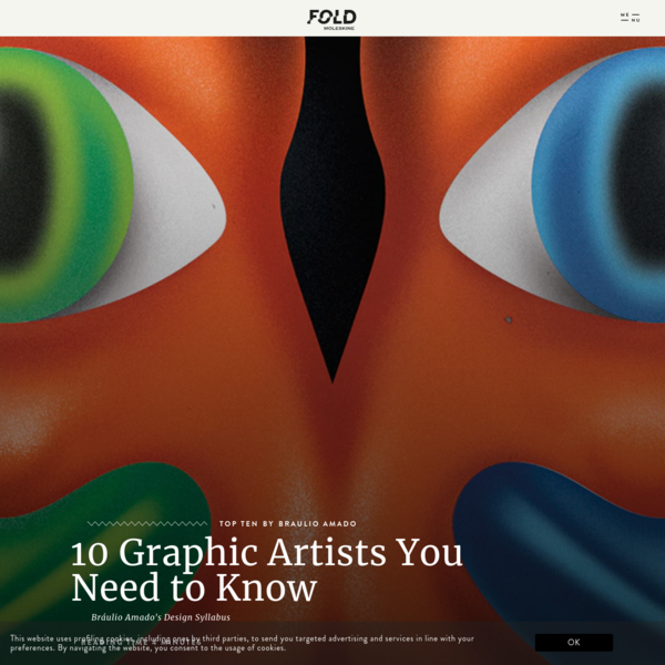 10 Graphic Artists You Need to Know