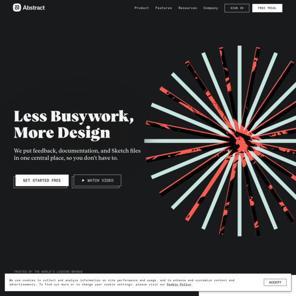 Sketch version control & design workflow management - Abstract