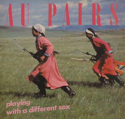 Au Pairs | playing with a different sex