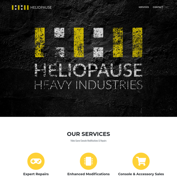 Heliopause Heavy Industries