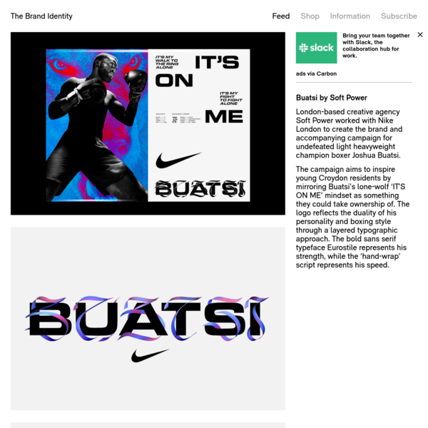 Buatsi by Soft Power - The Brand Identity