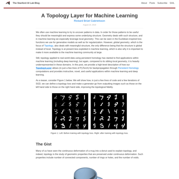 A Topology Layer for Machine Learning