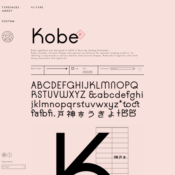Kobe - VJ-TYPE