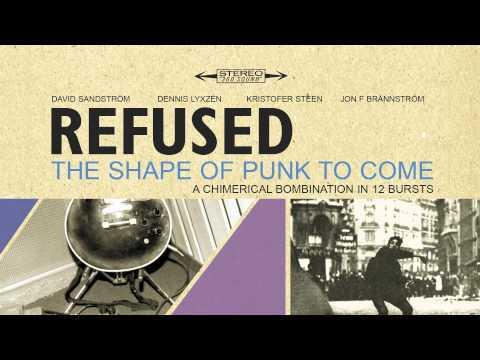 """Refused - """"Protest Song '68"""" (Full Album Stream)"""