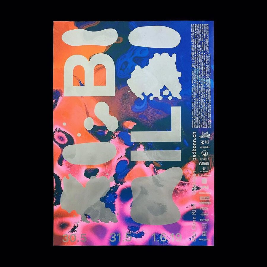 Bad Bonn Kilbi × Adeline Mollard