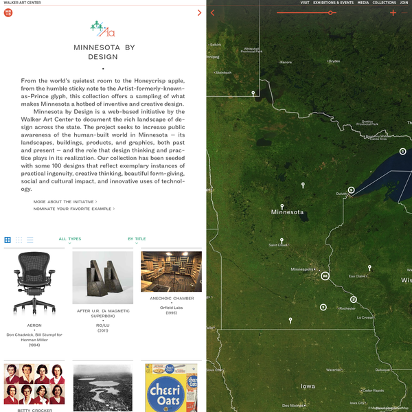 Minnesota by Design