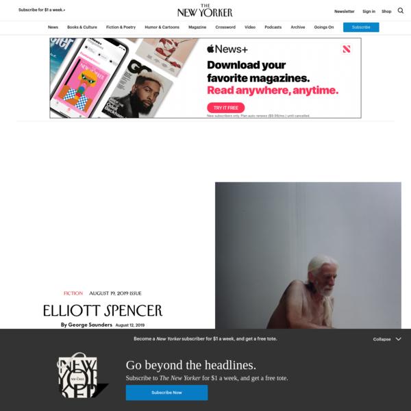 """""""Elliott Spencer"""""""