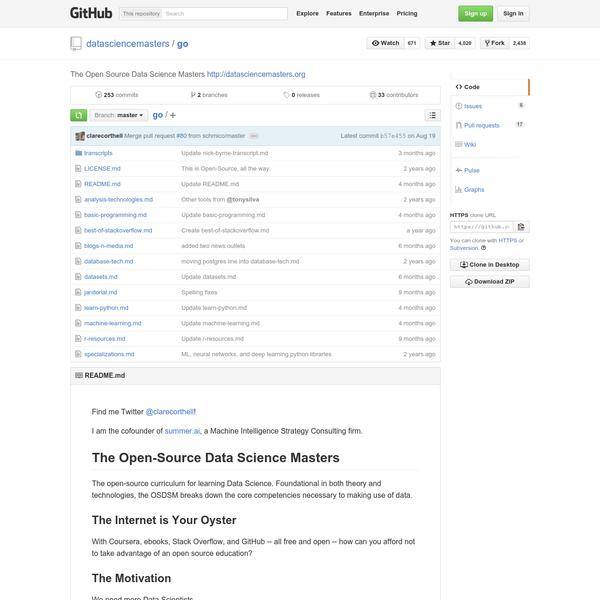 datasciencemasters/go