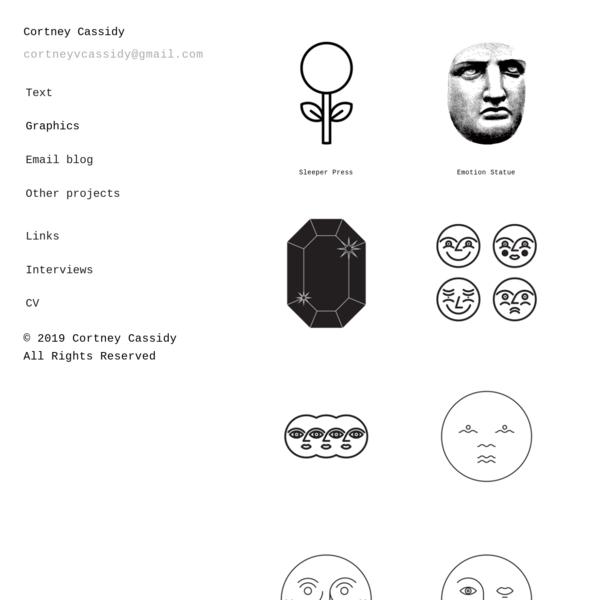 Graphics - Cortney Cassidy