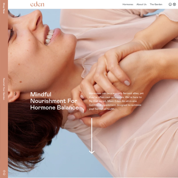 Hello Eden - Mindful Nourishment For Hormone Balance