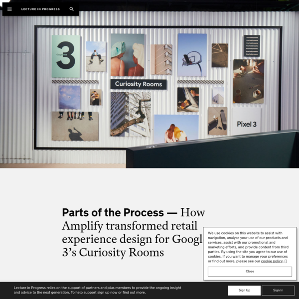 How Amplify transformed retail experience design for Google Pixel...