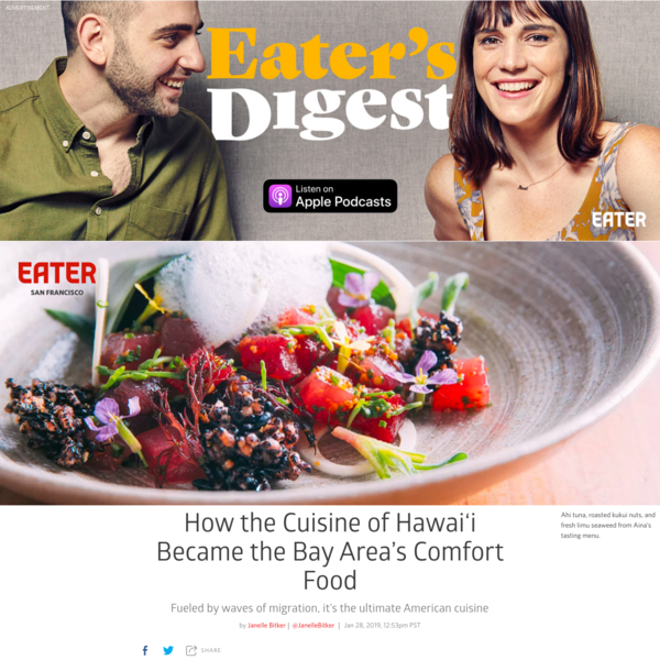 How the Cuisine of Hawai'i Became the Bay Area's Comfort Food