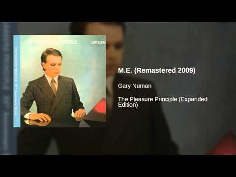 Gary Numan - M.E. (Remastered 2009)