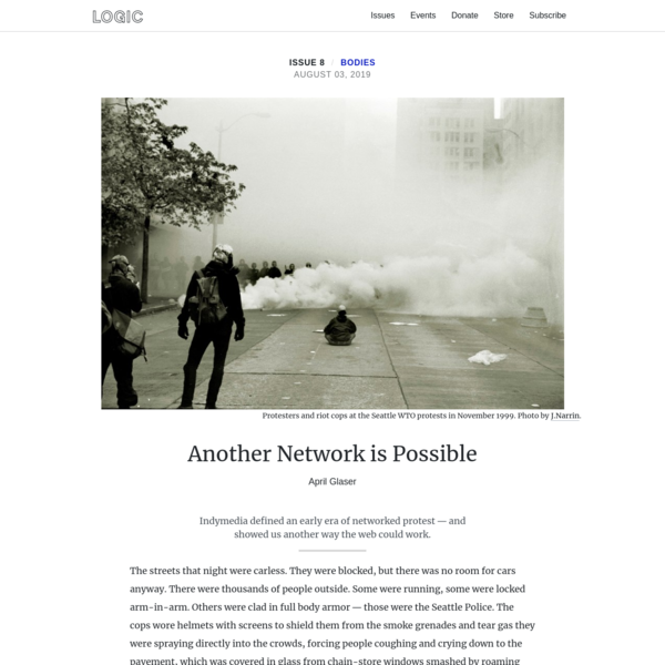 Another Network is Possible