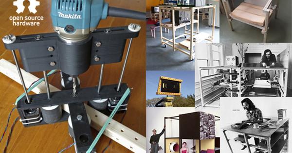 BeamCNC - construction system CNC mill