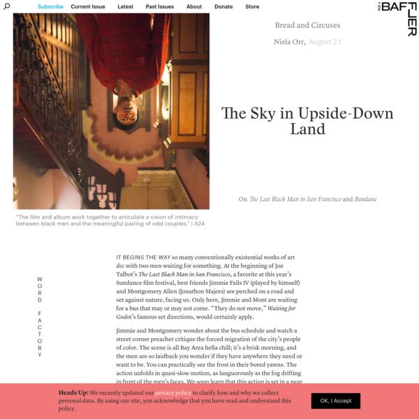 The Sky in Upside-Down Land | Niela Orr
