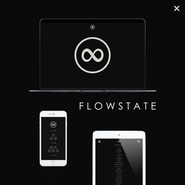 FLOWSTATE - The Most Dangerous App