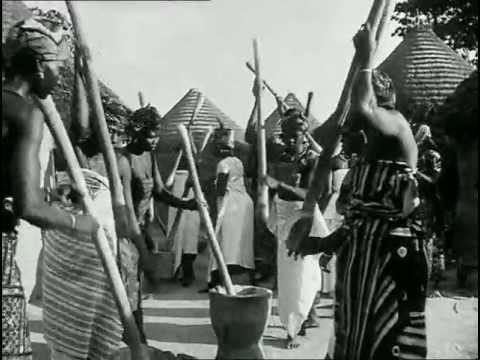 Alain Resnais & Chris Marker - Les Statues Meurent Aussi (Statues Also Die) - 1953