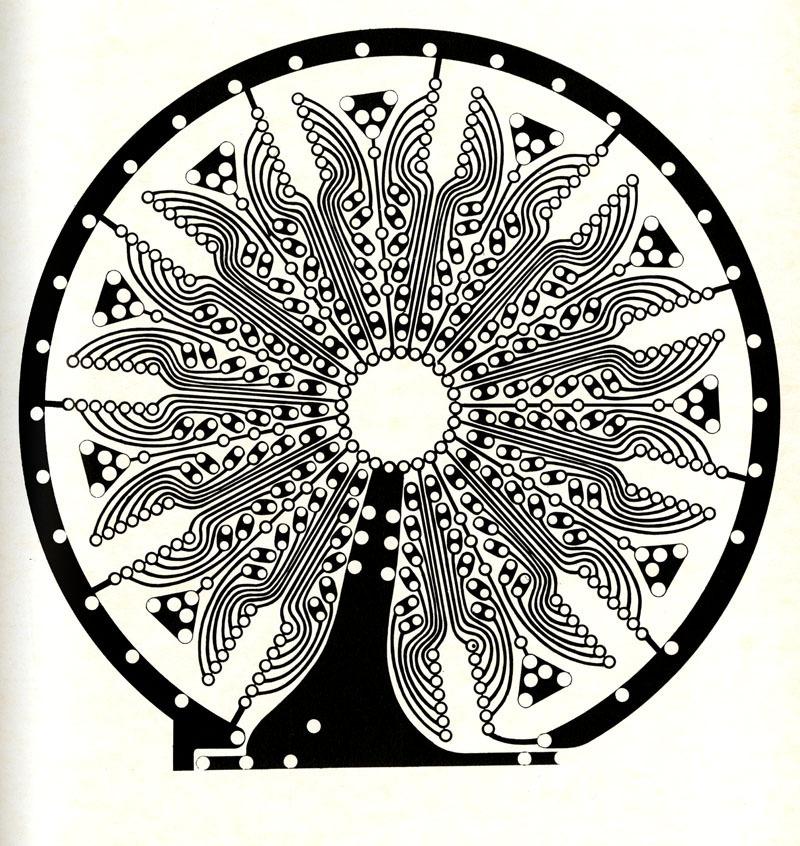 Elisa Brunner, Casabella, 1970