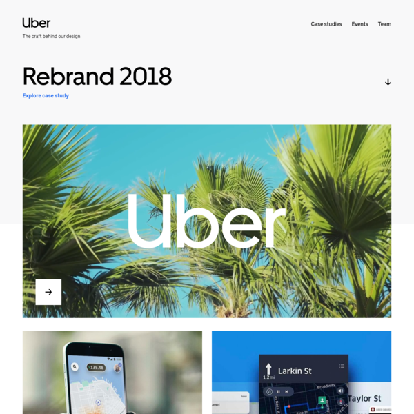 Uber Design | Get to know Design at Uber