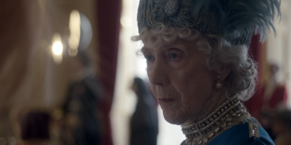 Eileen Atkins in The Crown